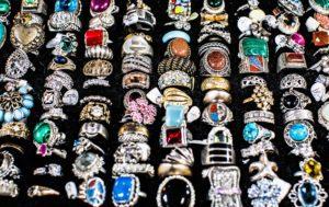 Photo by Charisse Kenion on Unsplash 2 costume rings