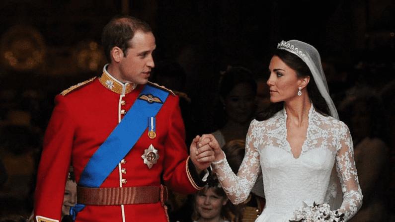Prince William, Duke of Cambridge and Catherine, Duchess of Cambridge Wedding.