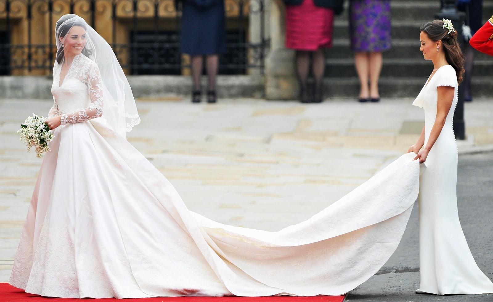 Kate Middleton Wedding Gown.