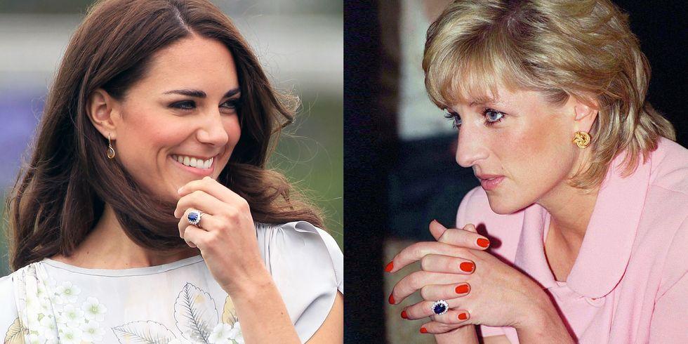 Catherine, Duchess of Cambridge Wedding Ring.