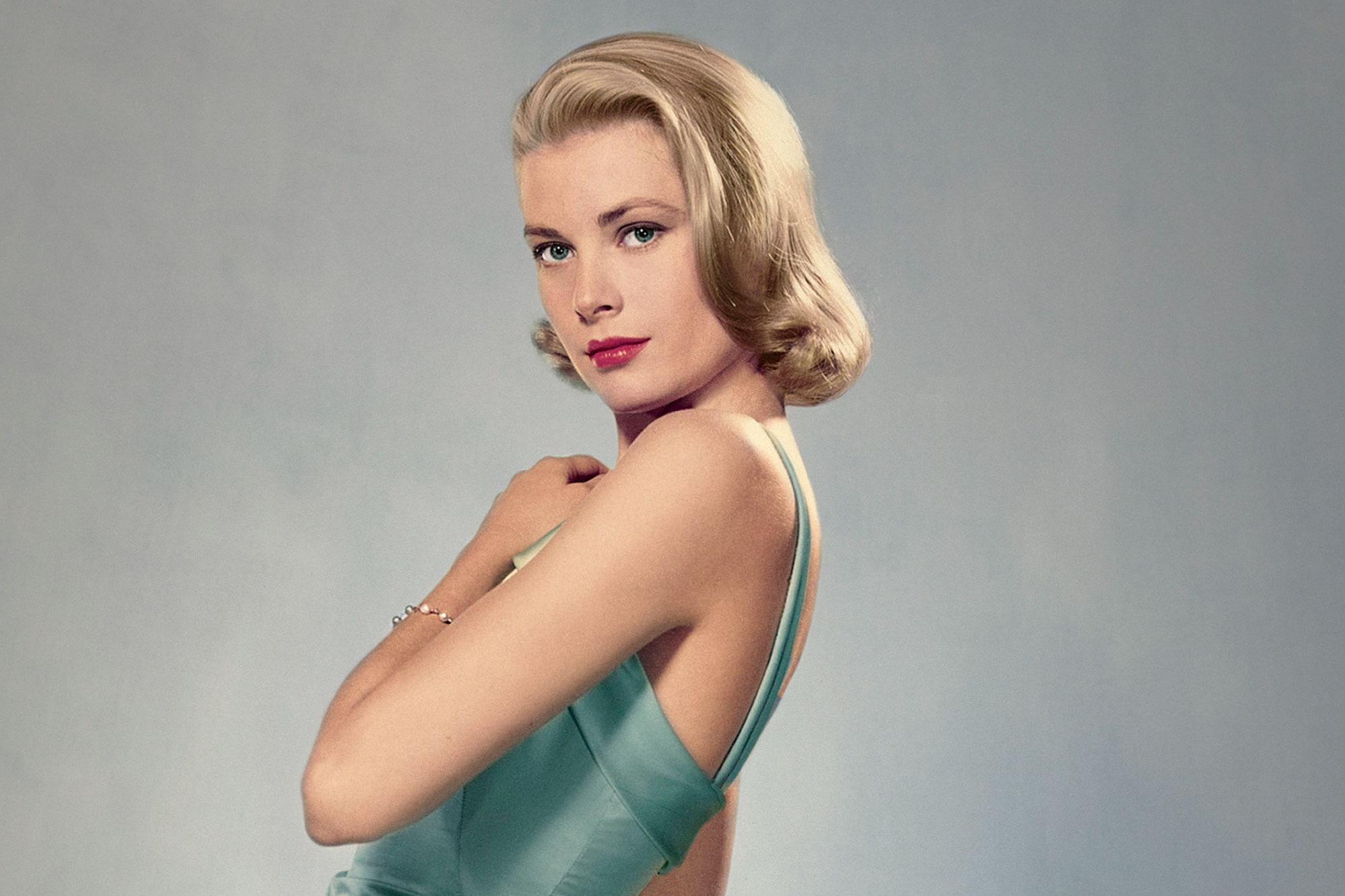 Grace Kelly for Vanity Fair.