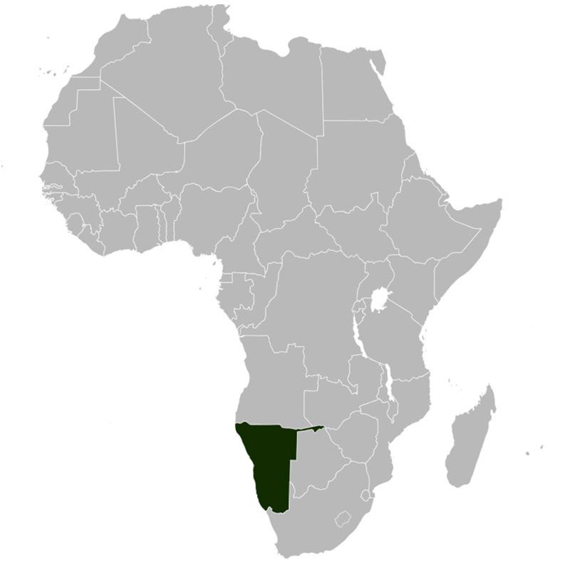 namibia location