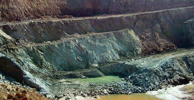 The Kagem Emerald Mine.