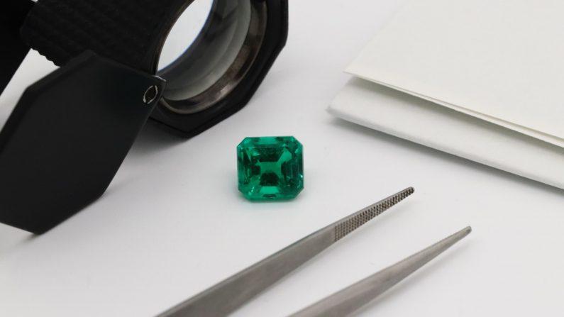 May Birthstone - Emerald.