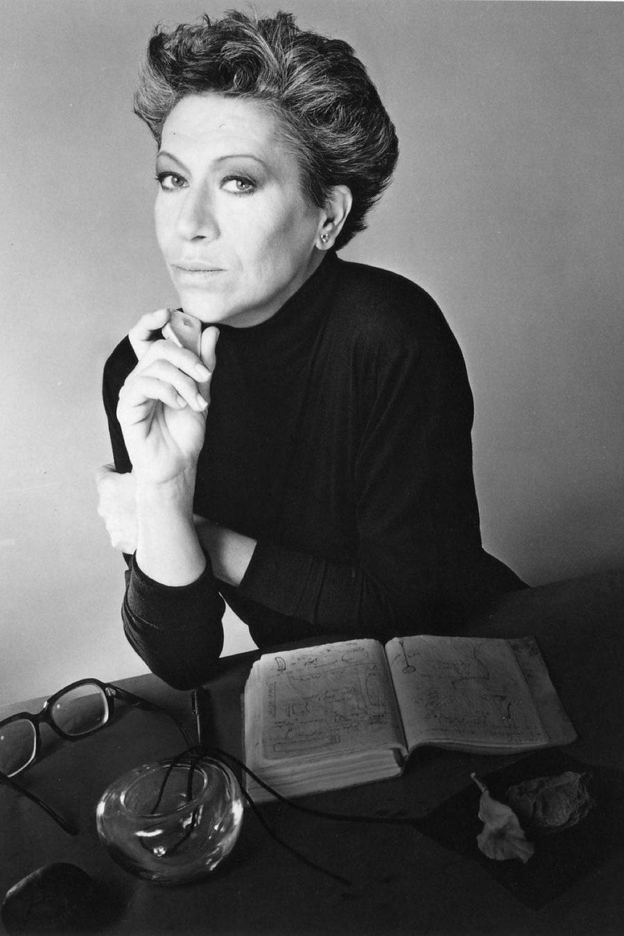 Elsa Peretti for Vogue.