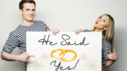 "He Said, ""Yes!"""