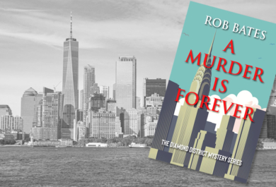 A Murder Is Forever Cover