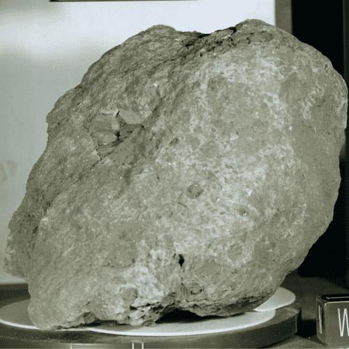 Big Bertha, moon rock