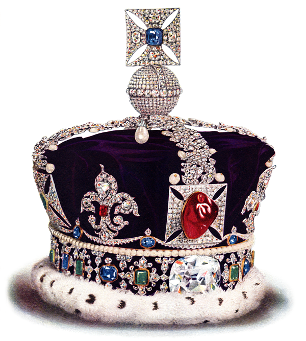 Imperial State Crown of the United Kingdom.