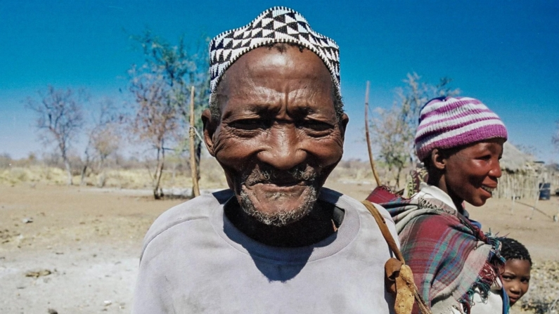Okavango People.