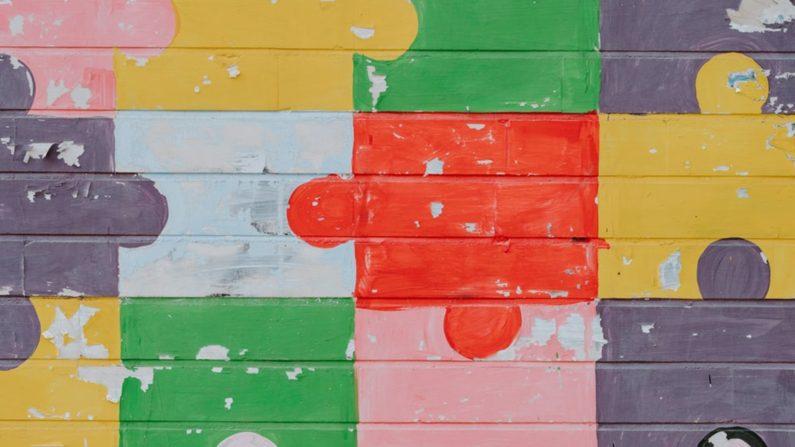 Fancy Color Jigsaw.
