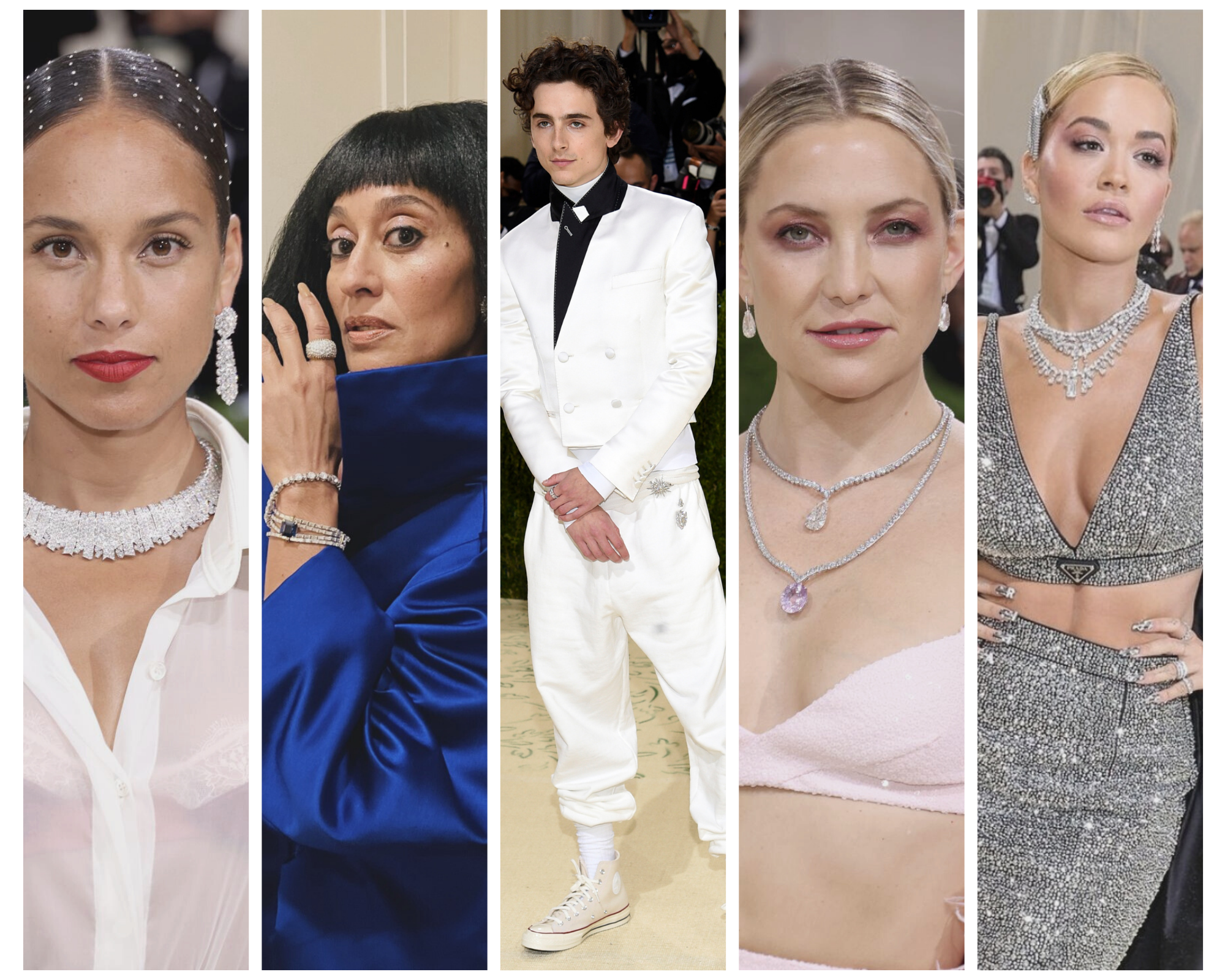 Met Gala 2021: Our Favorite Pieces from the Red Carpet