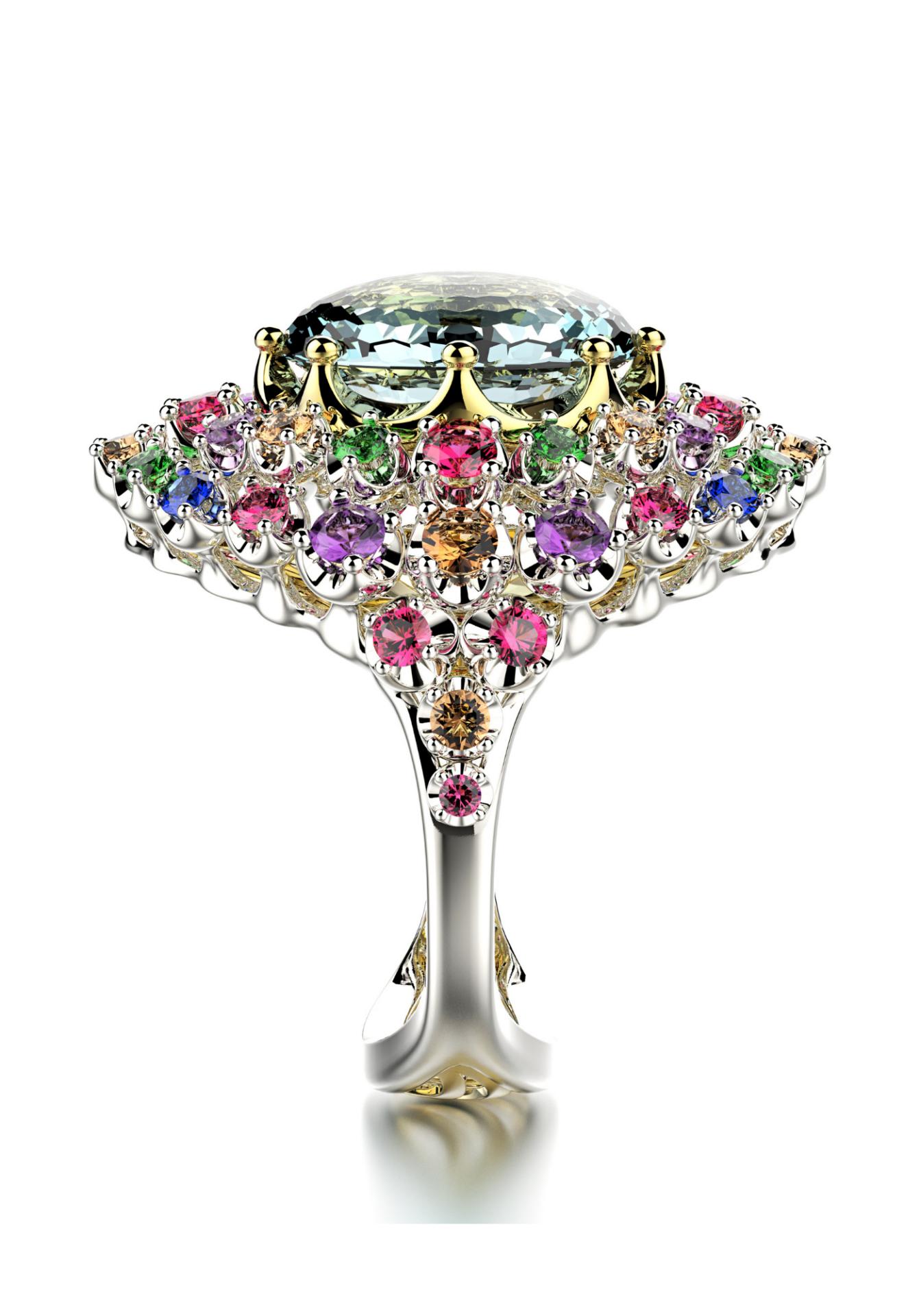 Cocktail Jewelry.