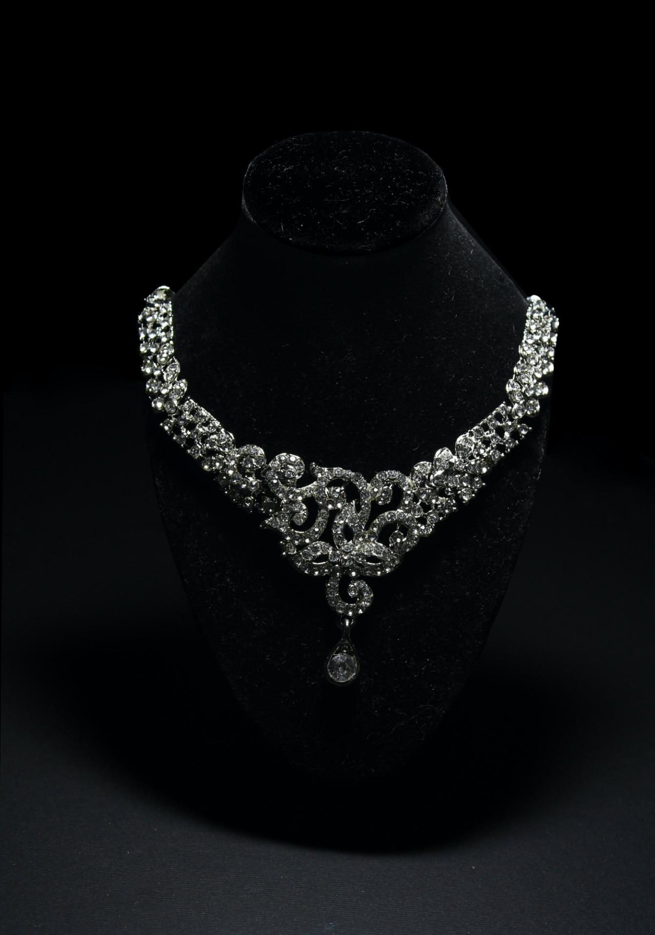 Bridal Wear Jewelry.