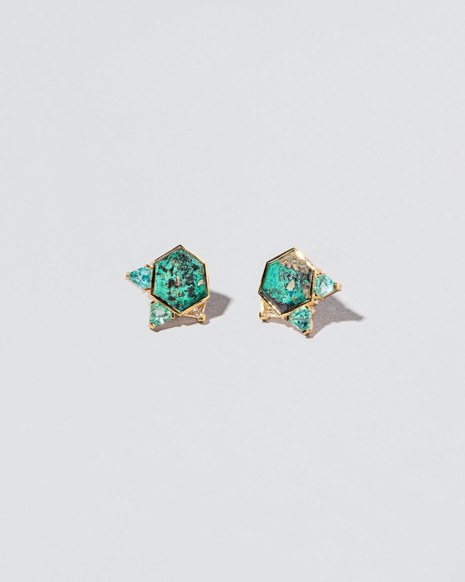 Azure Earrings.