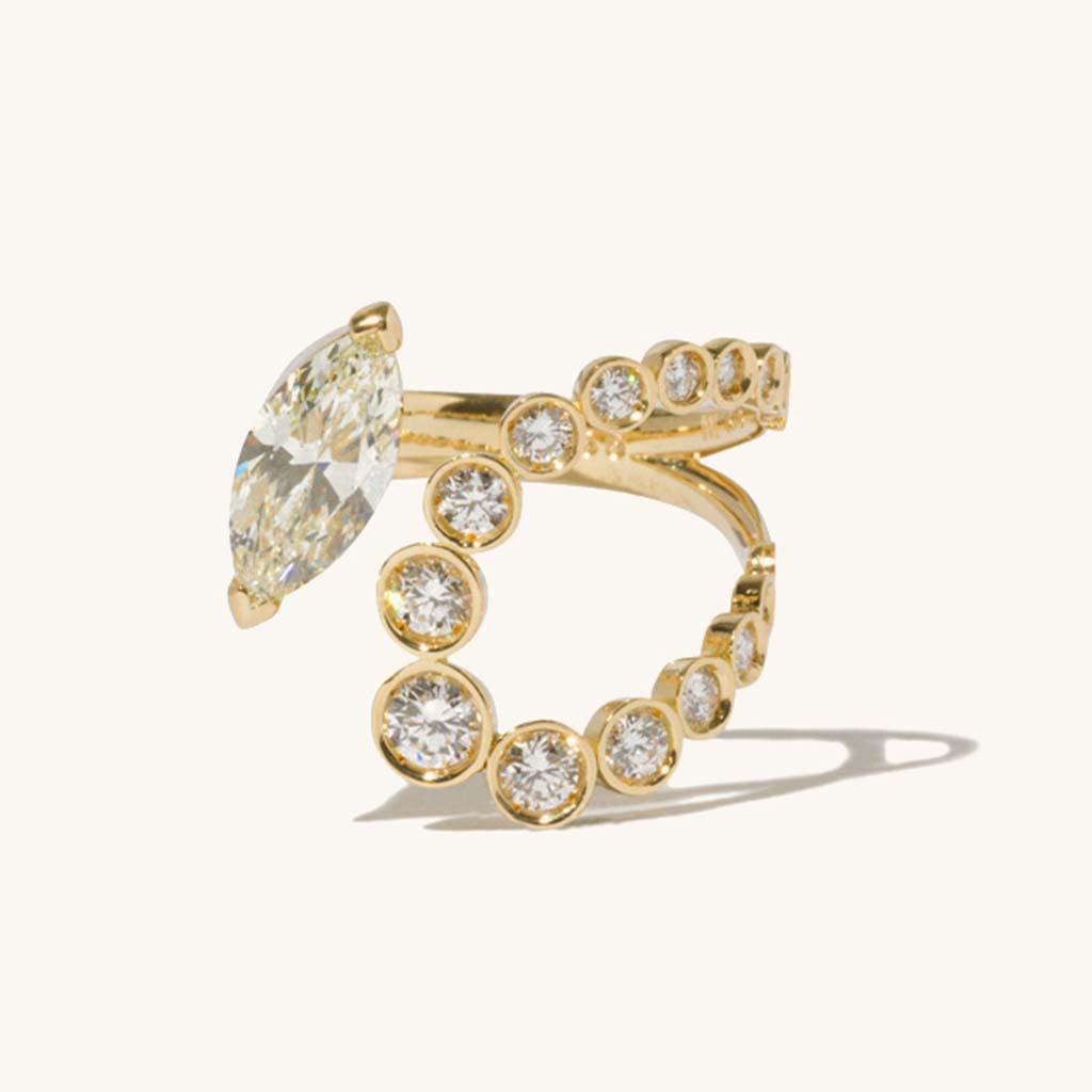 The Self Love Diamond Ring.