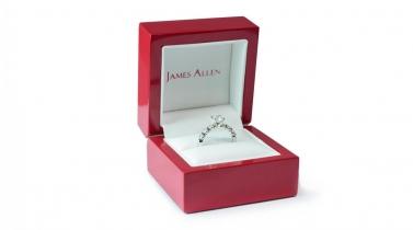James Allen Ring Box